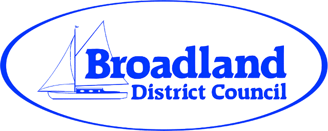 Broadland District Council logo, click to visit their website