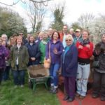 Photograph of Norfolk Master Composter volunteers