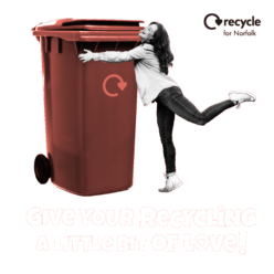 Give Your Recycling A Little Bit Of Love!