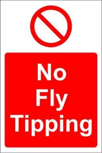 Fly Tipping And How To Report It Norfolk Recycles