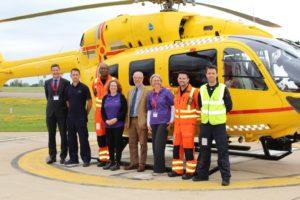 Image of East Anglian Air Ambulance