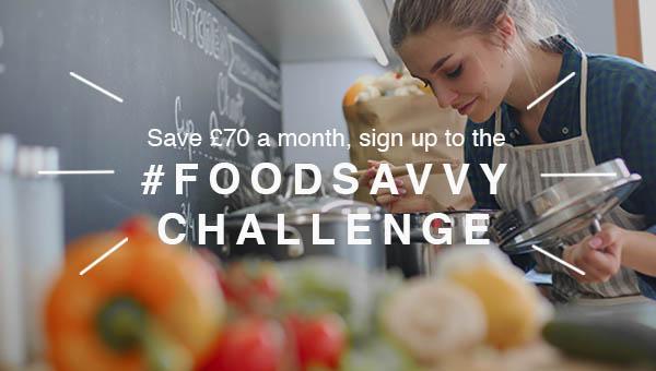 Image of Food Savvy Challenge