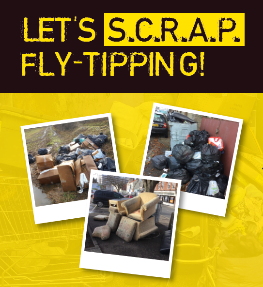 SCRAP Fly-tipping