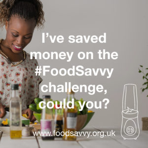 I've saved money on the #FoodSavvy challenge could you? image