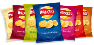Image of crisp packets