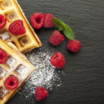 Image of Food Savvy's Norwegian Waffles