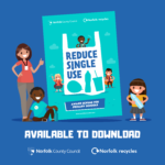 Image of reduce single-use schools pack